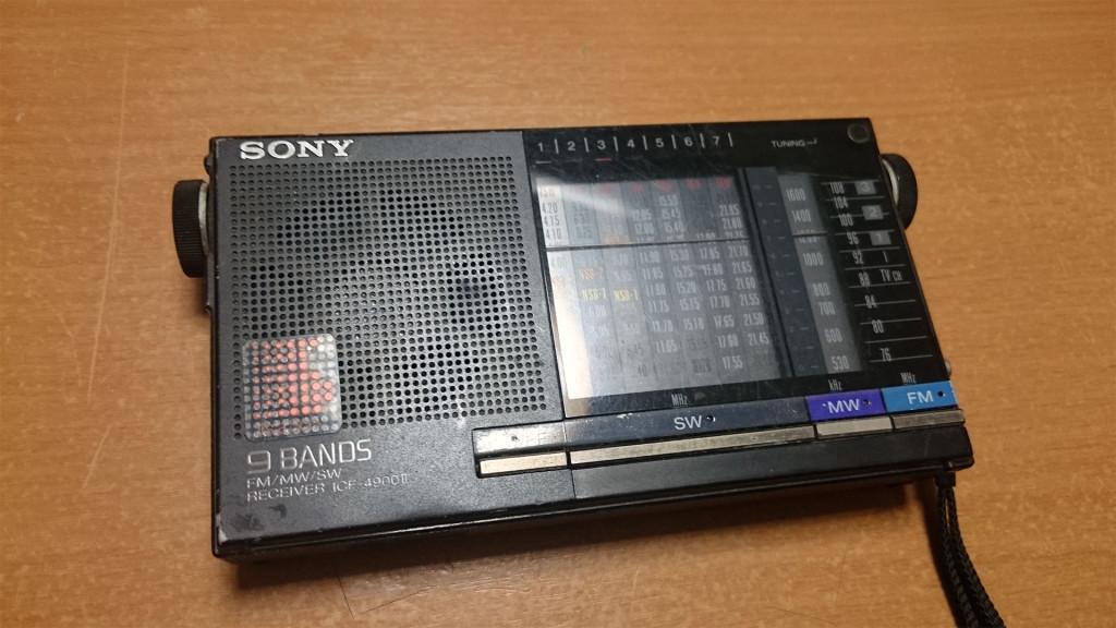 SONY ICF-4900Ⅱ