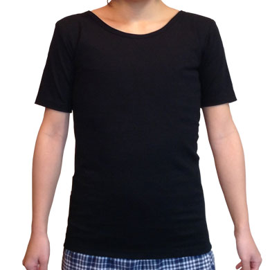 ナベシャツ【マスT】ブラック