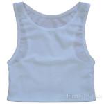 メッシュ製ナベシャツにホワイトを追加!